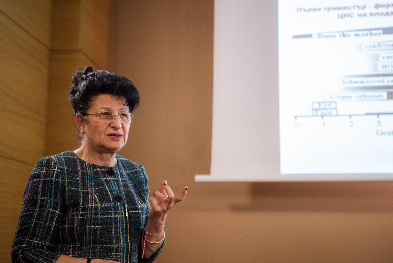Проф. д-р Анна-Мария Борисова: Четиристотин хиляди българи са с намалена функция на щитовидната жлеза