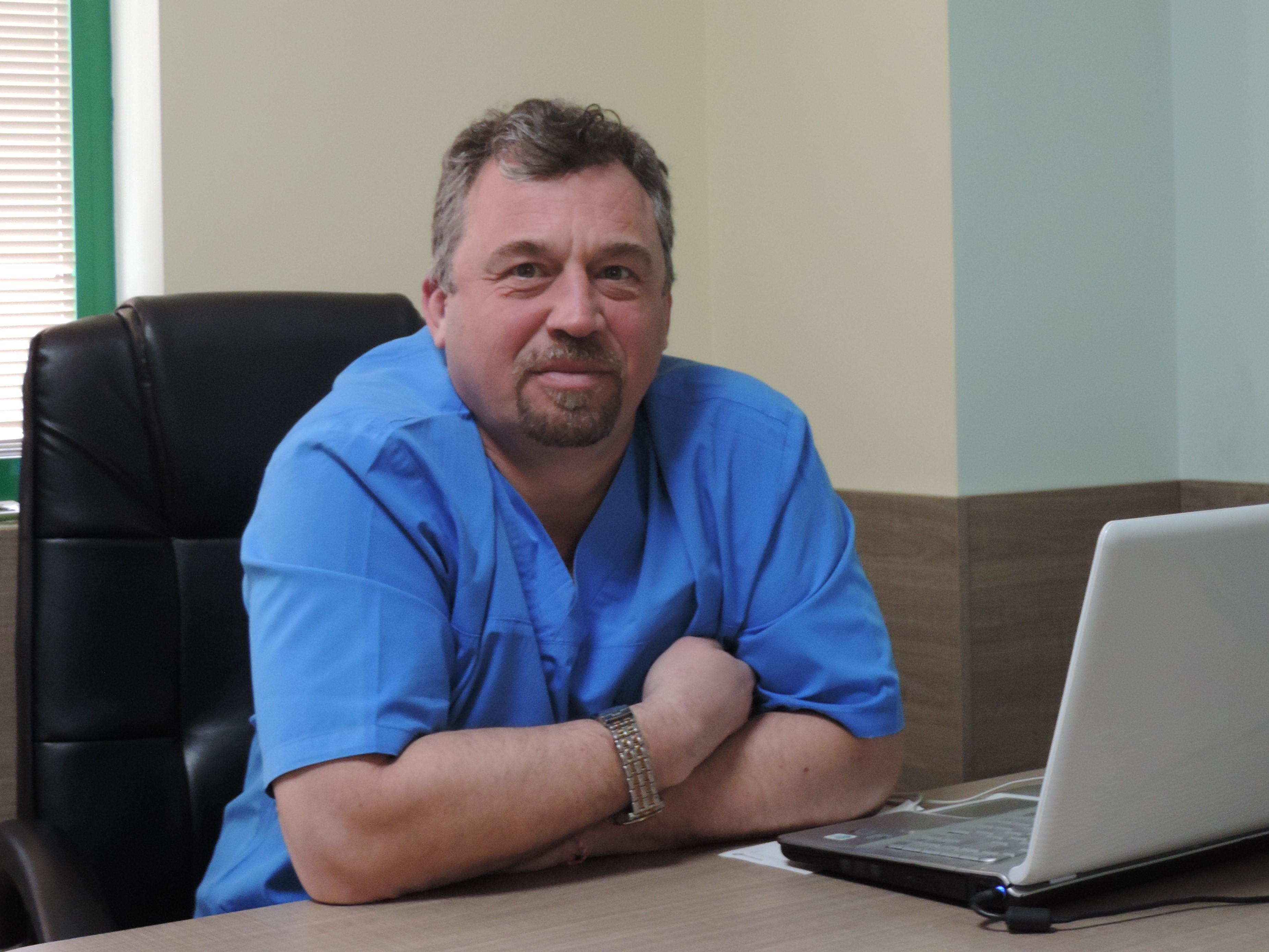 Д-р Иван Йорданов: Сънувах, че трябва да стана лекар и да помагам на хората