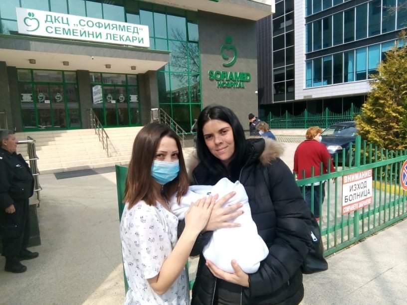 """5 бебета проплакаха в """"Софиямед"""" в условията на пълна карантина"""