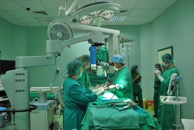 """Обновен е операционният блок на неврохирургията в """"Софиямед"""""""