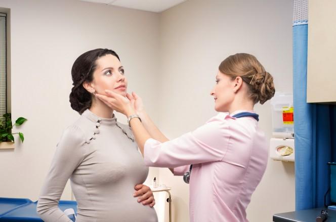 Тема 1:Бременност и рискове за ендокринната система