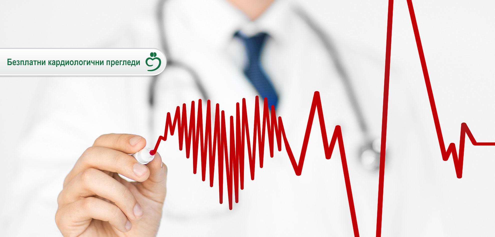 Безплатни кардиологични прегледи по случай Световния ден на сърцето