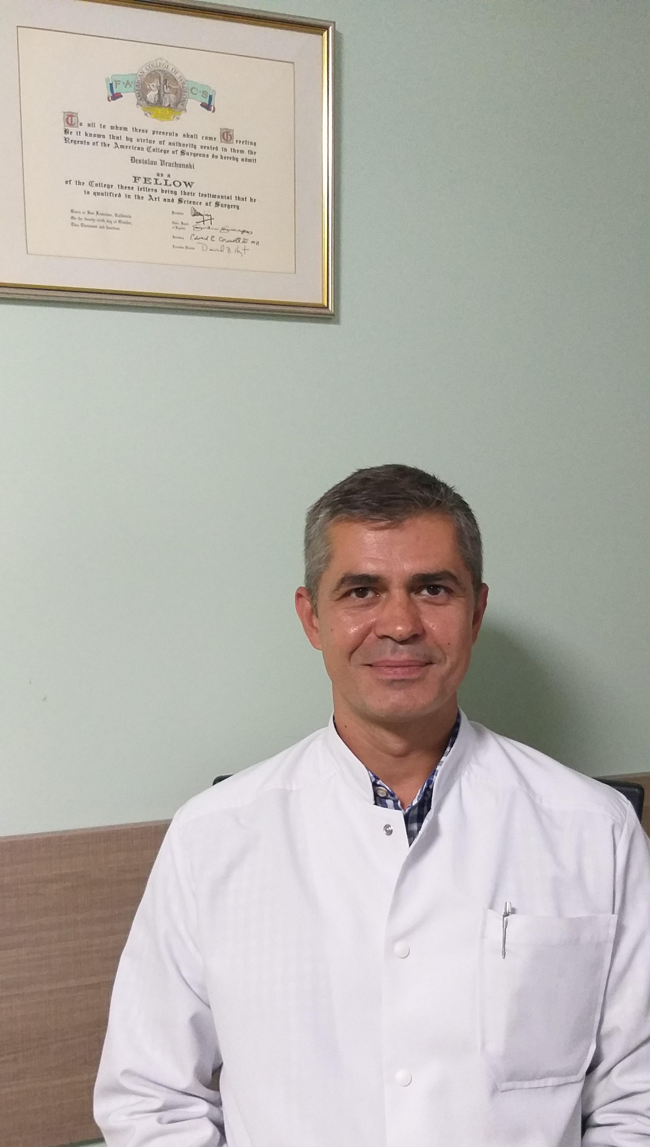 Златният стандарт в лечението ранен белодробен карцином е мини-инвазивната хирургия