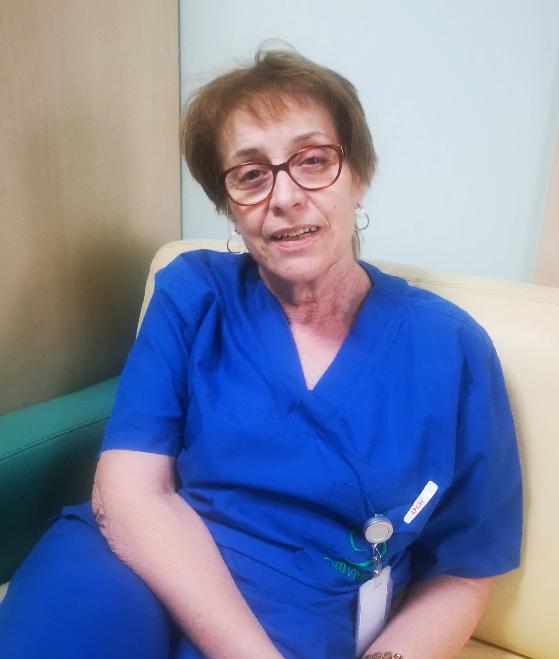 Пожелание на д-р Жана Станева към екипа на УМБАЛ
