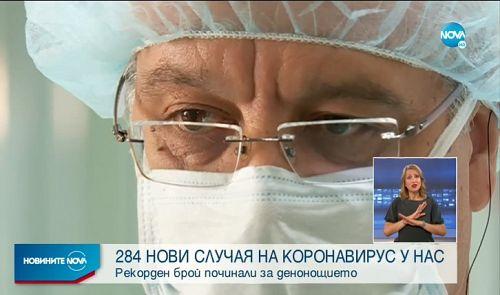 Д-р Иван Колчаков с коментар за алгоритъма на лечение на пациентите с COVID-19 пред НОВА