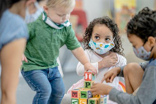 Децата по време на пандемията от ковид